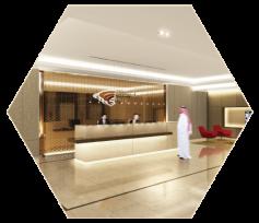Visitors Reception Services
